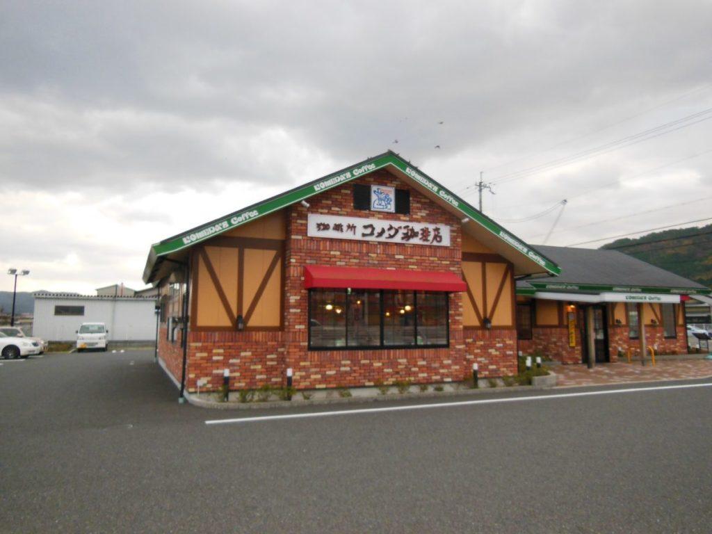 旧コメダ珈琲千代川店