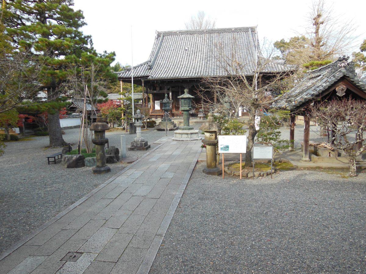 穴太寺本堂