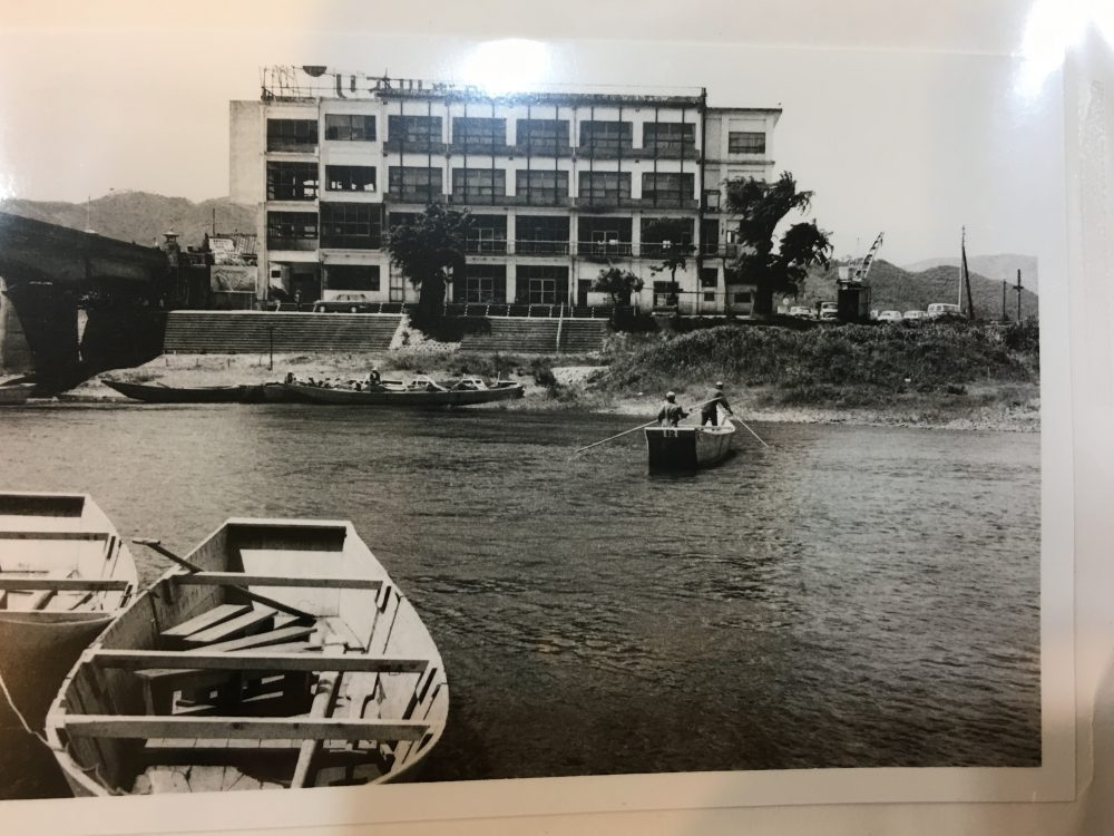 亀岡市の昔の写真